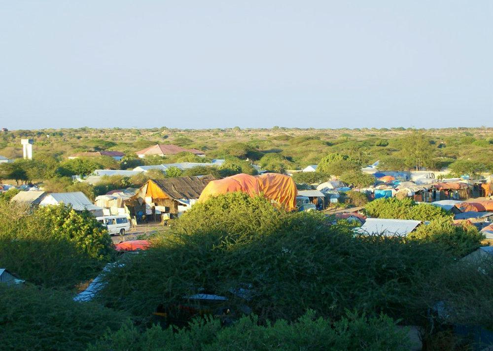 Camp de réfugiés Hawa Abdi, Somalie