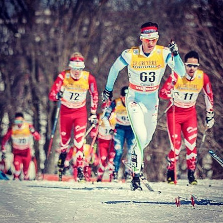 Cool experience racing my first World Cup in downtown Quebec City. Thanks for the support @rollinthunder01 @rossignol @ndctbay @xcskiontario 📷: Nordic Focus
