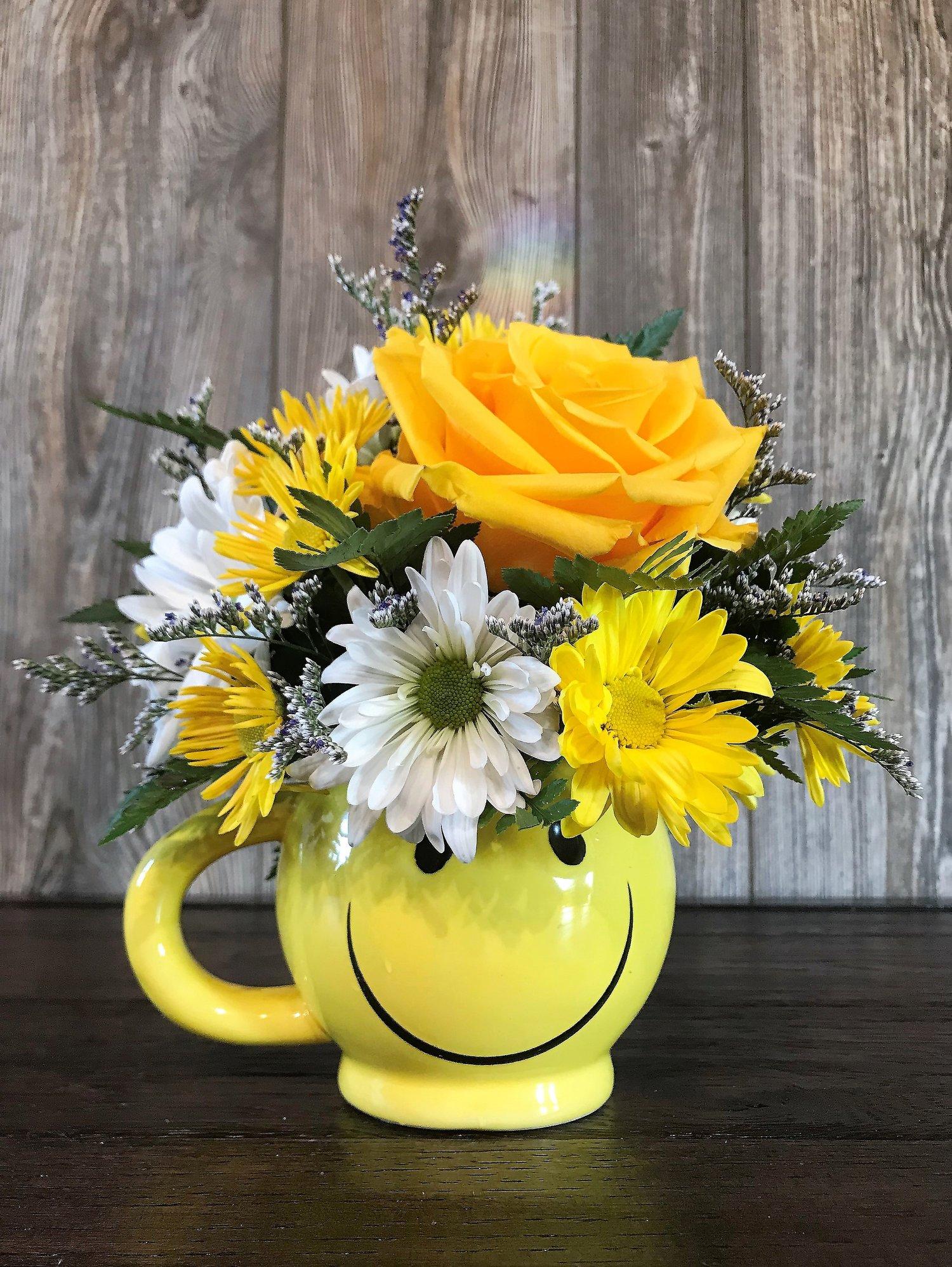 Fresh floral country gardens smiley faceg izmirmasajfo