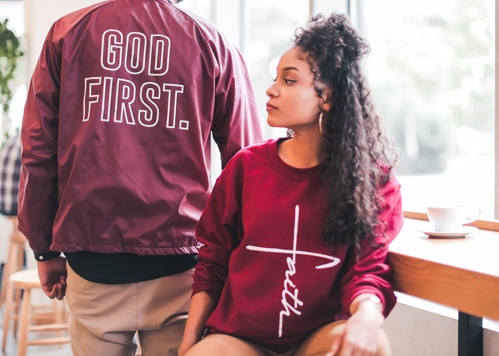 NEW ITEMS ON SALE - Check out the NEW apparel now from Kingdom Culture