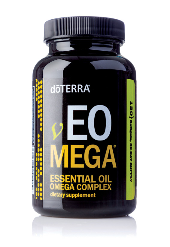 vEO Mega Essential Oil Omega Complex vEO Mega is a revolutionary, 100 percent vegetarian-friendly formula blending CPTG Certified Pure Therapeutic Grade essential oils with natural, plant-sourced essential fatty acids.DescriptionvEO Mega Essential Oil Omega Complex is a unique formula of CPTG Certified Pure Therapeutic Grade essential oils and a proprietary blend of plant and algae-sourced omega fatty acids. Omega fatty acids help support joint, cardiovascular, and brain health; as well as healthy immune function.* A single daily dose of vEO Mega provides 1,200 milligrams of botanical omegas with 350 mg of ALA from flax seed oil and Inca Inchi oil, 20 mg of GLA from borage oil, 100 mg of DHA from algae oil, and a varied blend of other plant-sourced essential fatty acids. vEO Mega also includes 800 IU of natural vitamin D, 60 IU of natural vitamin E, and 1 mg of pure astaxanthin, a powerful antioxidant carotenoid harvested from microalgae.* -