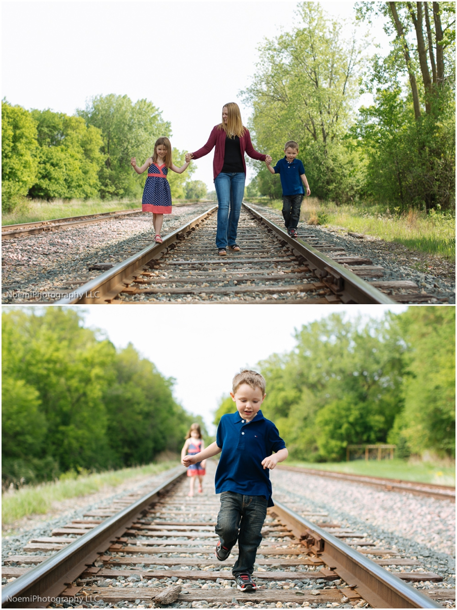 Family Portrait Photography - Minneapolis, MN