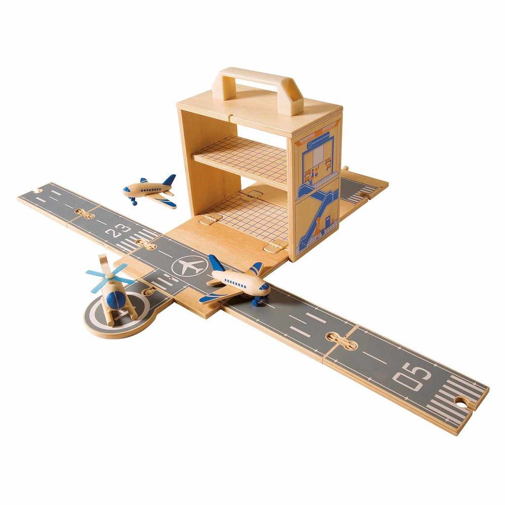 BOXSET™ AIRPORT