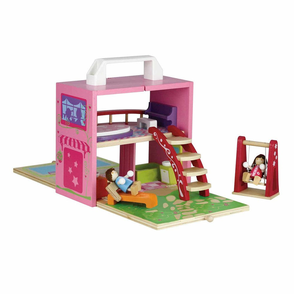BOXSET™ DOLL HOUSE