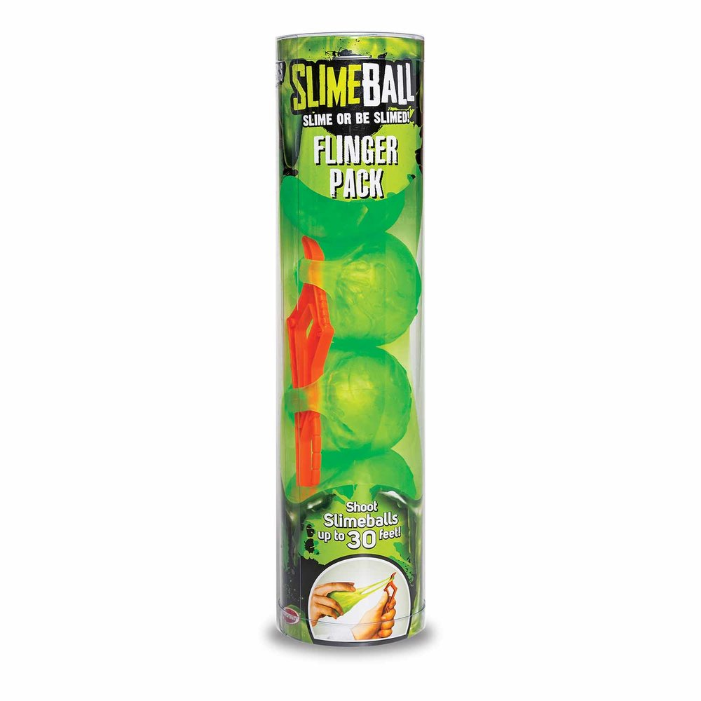 SLIMEBALL FLINGER 5 PACK