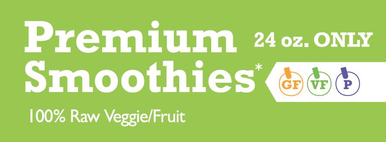 Premium Smoothies
