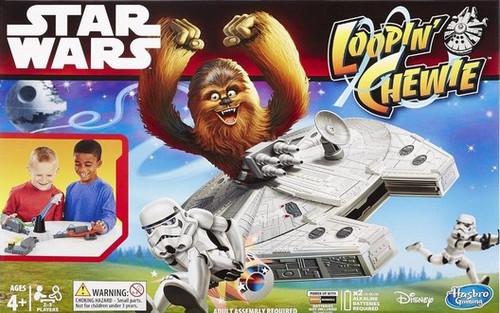 Loopin' Chewie