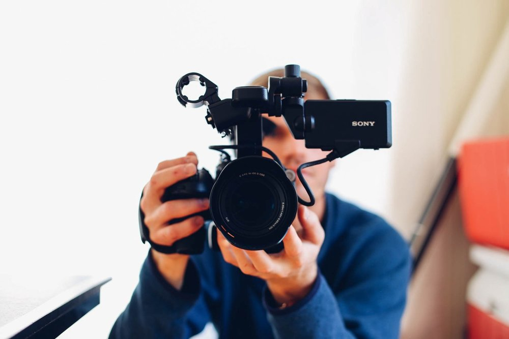 August 10, 2017 - THE 5 THINGS TO LOOK FOR WHEN WORKING WITH A VIDEOGRAPHER