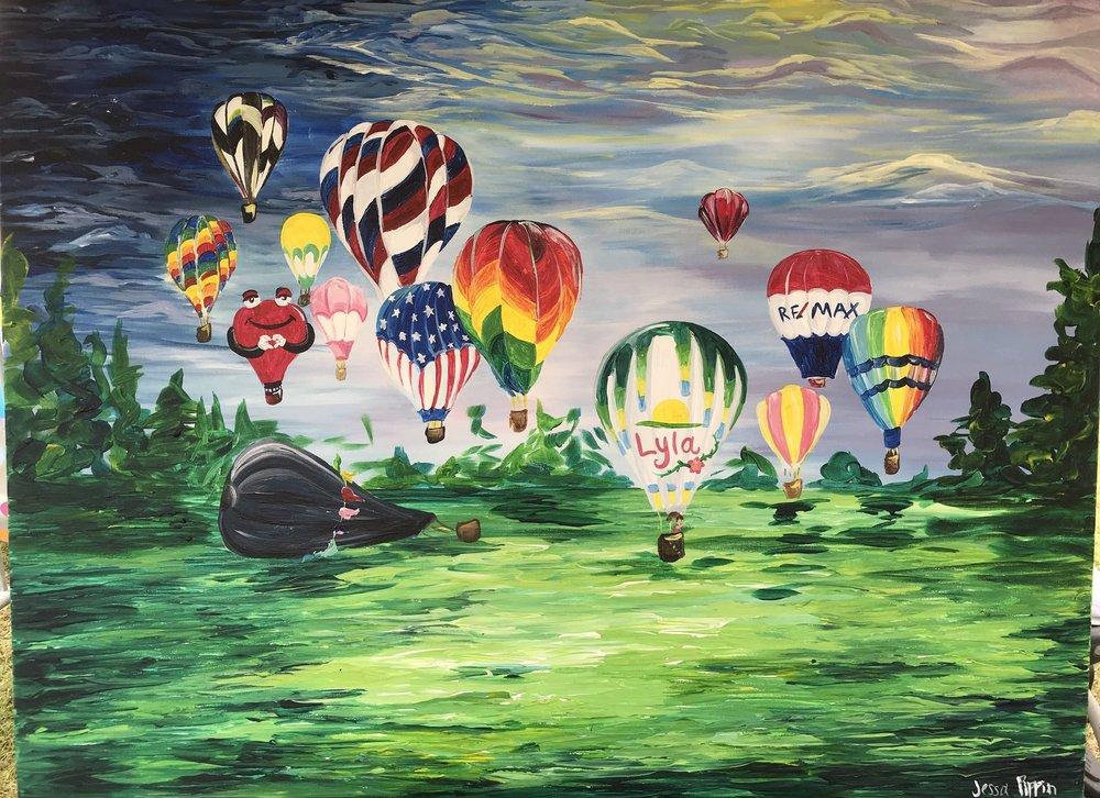 Gulf Coast Hot Air Balloon Festival, 2018