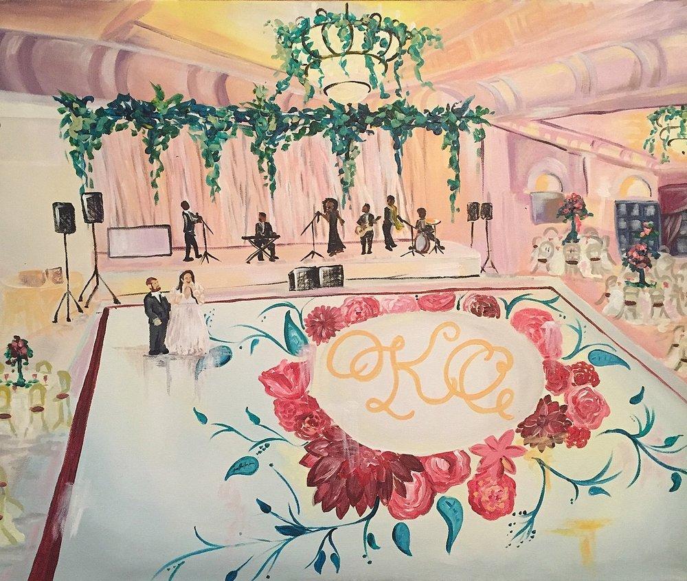 DeSantis Wedding, 2018, Key Biscayne, Florida