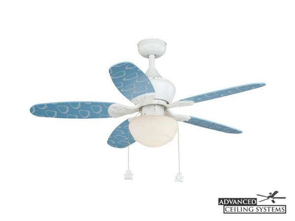 Baby boy ceiling fans - Nursery Ceiling Fans