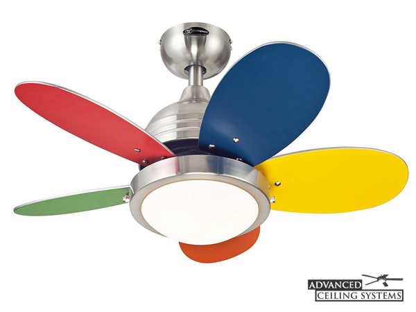 Nursery Ceiling Fans with Lights