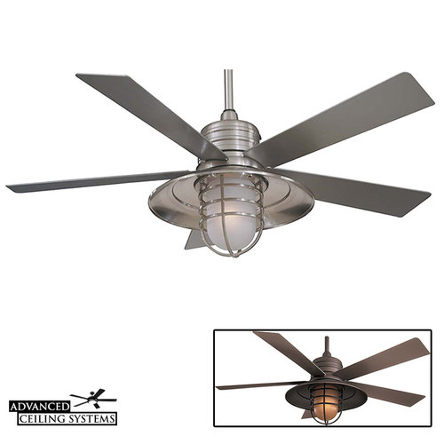 8 perfect coastal style ceiling fans for beach inspired homes beach house ceiling fans coastal ceiling fan aloadofball Image collections