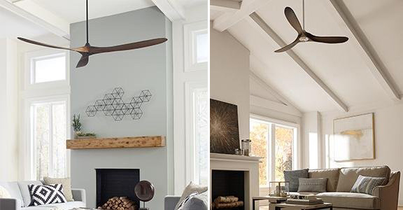 best large ceiling fans for high ceilings