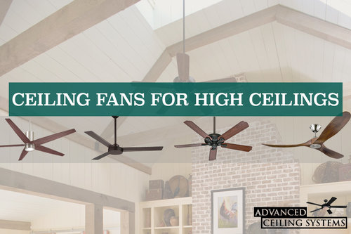 6 arts and craft ceiling fans to compliment your decor style 5 best ceiling fans for high ceilings you can buy today aloadofball Images