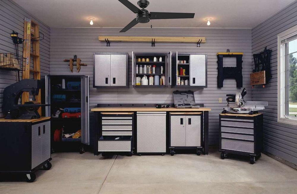ceiling fan for garage