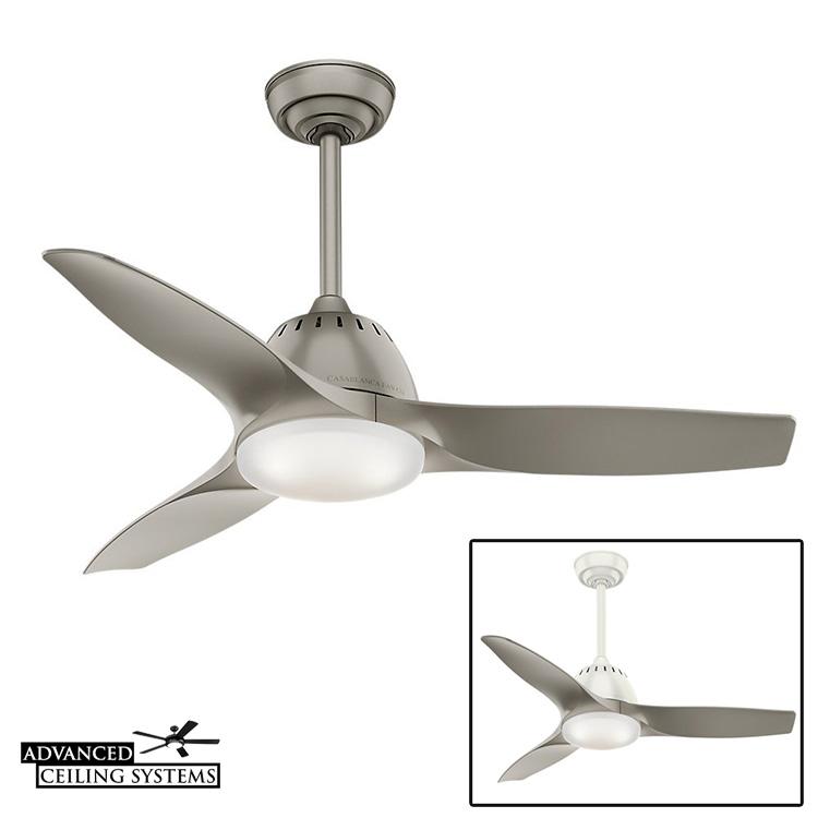 Casablanca Wisp   Best Ceiling Fan For Small Bedroom