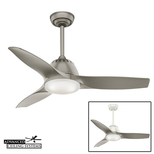 Best ceiling fans for small bedrooms quiet performance for small casablanca wisp best ceiling fan for small bedroom aloadofball Gallery