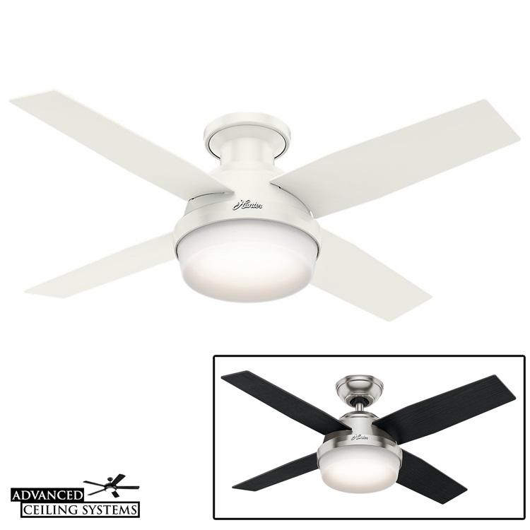 Hunter Dempsey - small room ceiling fan