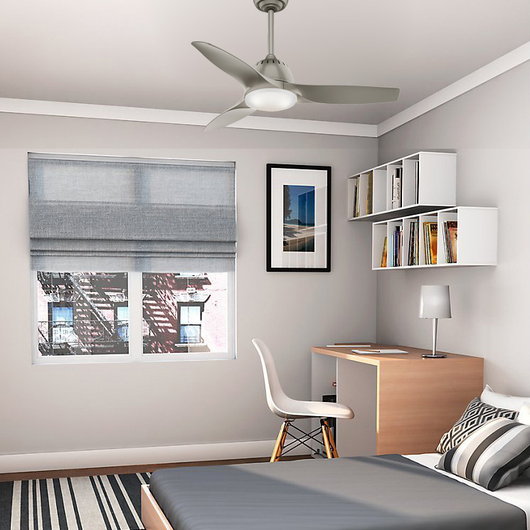 best ceiling fans for bedroom advanced ceiling systems rh advancedceilingsystems com Fans for Small Spaces Very Small Ceiling Fans
