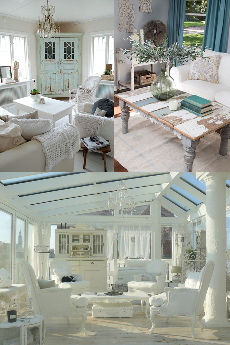 5 unique shabby chic ceiling fan chandeliers advanced - What is shabby chic ...