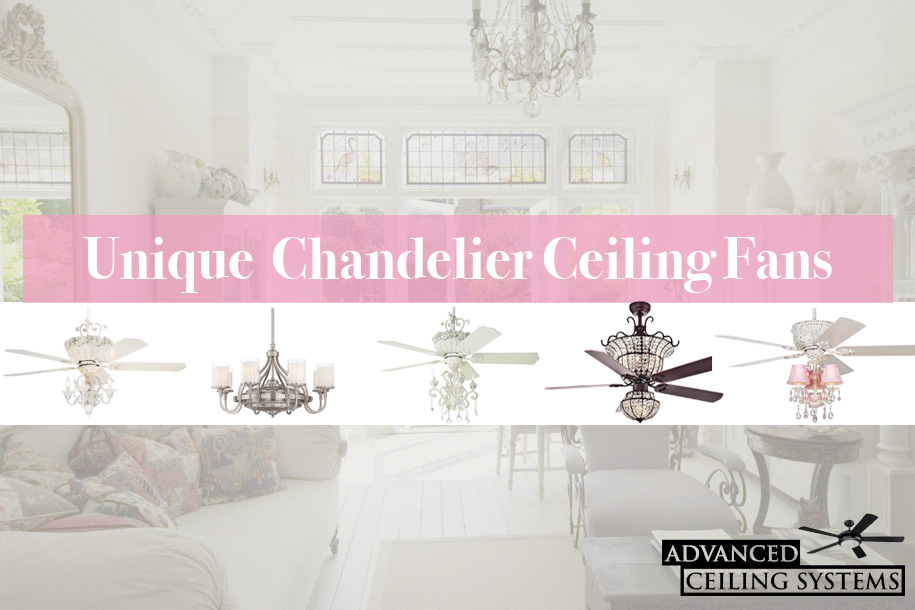 unique shabby chic ceiling fans