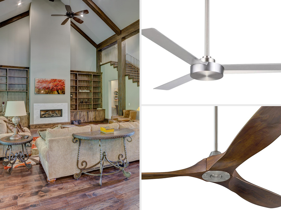 Best Ceiling Fan For High Ceilings