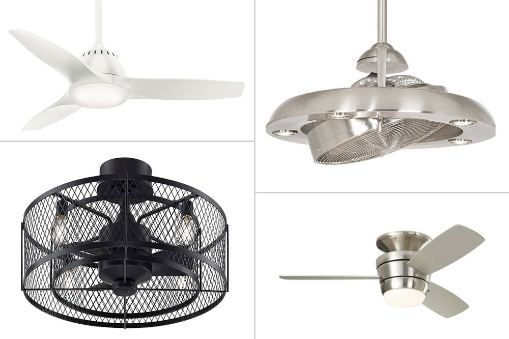 Kitchen ceiling fans - The best ceiling fans for kitchens and dining areas.