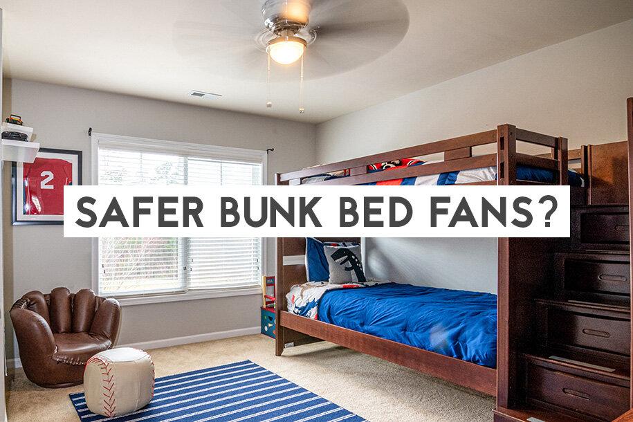 11 Best Bunk Bed Fan Ideas Bunk Bed Ceiling Fan Alternative For Kids Room Advanced Ceiling Systems