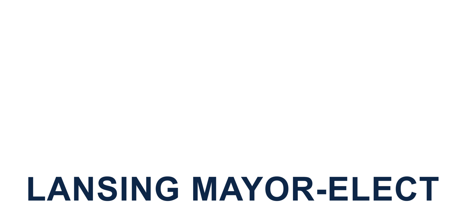 Mayor-Elect Andy Schor