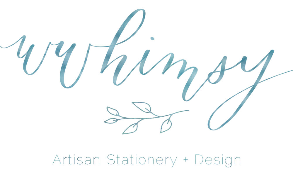 WWhimsyCo | Artisan Stationery + Design
