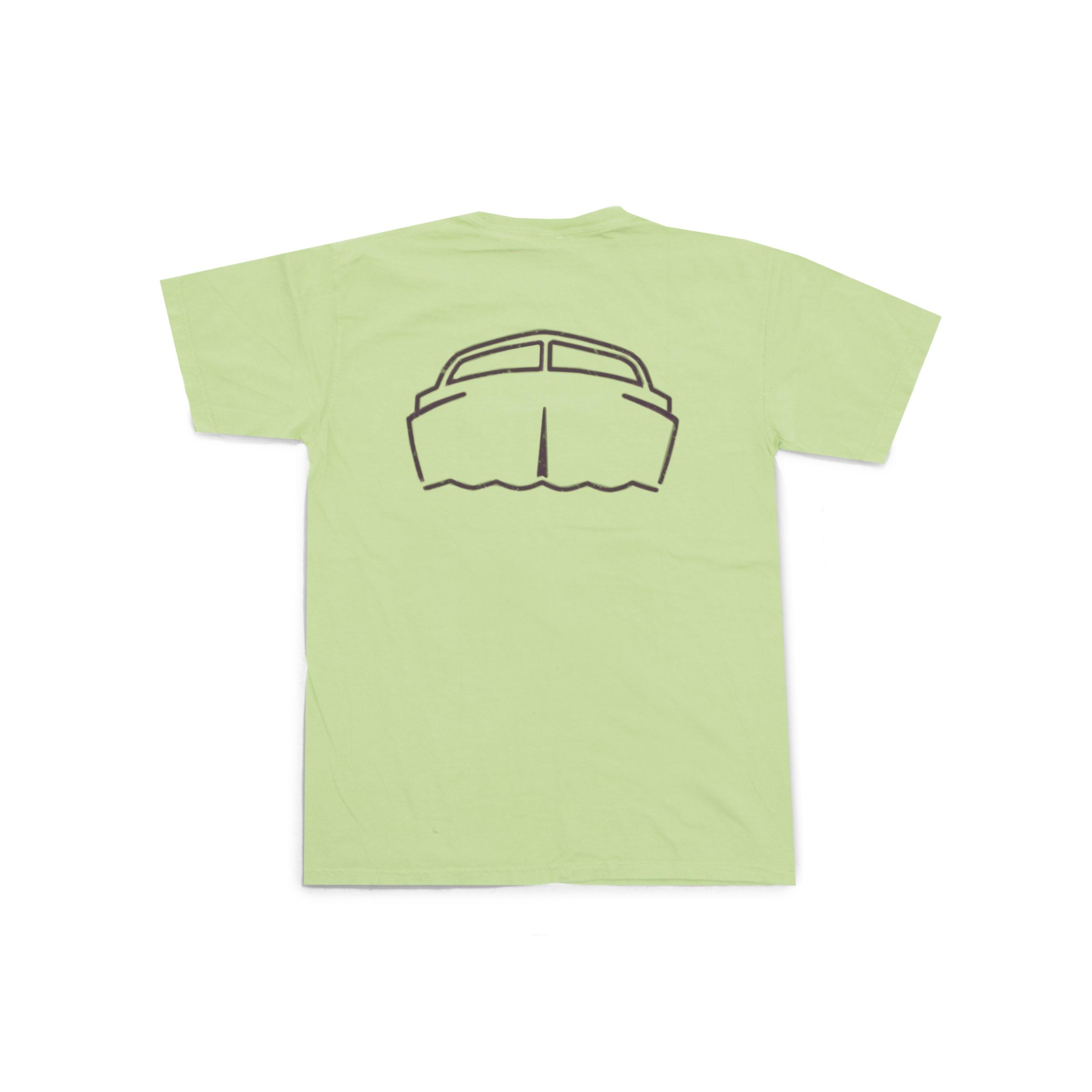 99cabe03 85 Miles Short-Sleeve Vintage Boat Pocket T-Shirt - Celadon ...