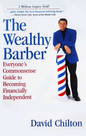 THE WEALTHY BARBER   by David Chilton   buy in amazon