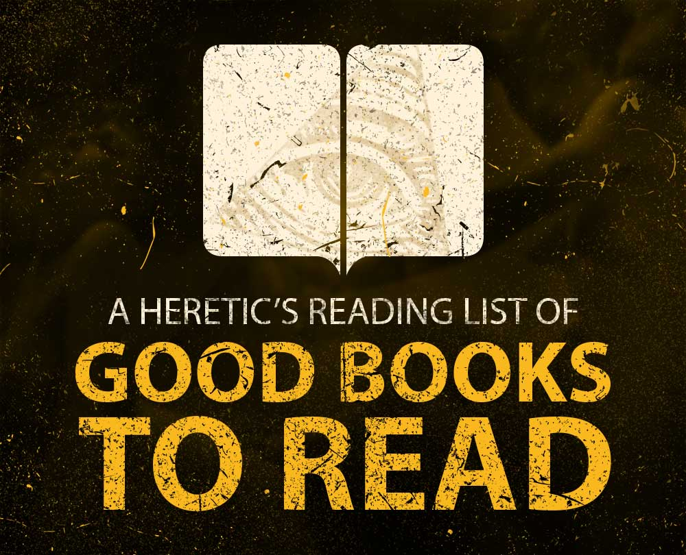 Check out my  reading list .