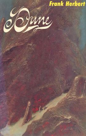 DUNE  (1965) by Frank Herbert   buy in amazon