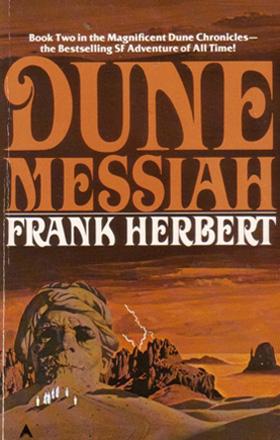 DUNE MESSIAH  (1969) by Frank Herbert   buy in amazon