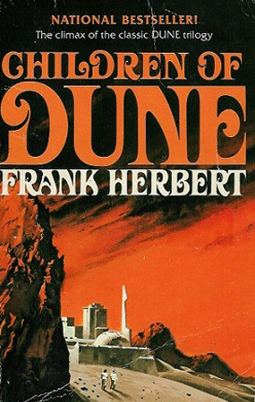 CHILDREN OF DUNE  (1976) by Frank Herbert   buy in amazon