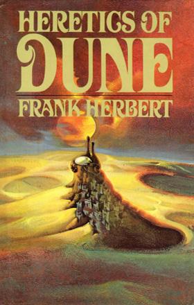 HERETICS OF DUNE  (1984) by Frank Herbert   buy in amazon