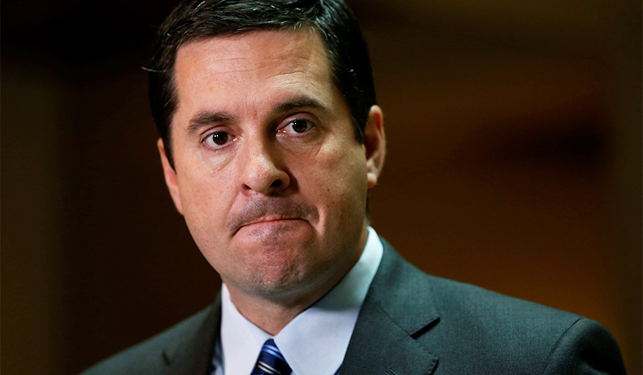 Devin Nunes,Chair of the House Intelligence Committee