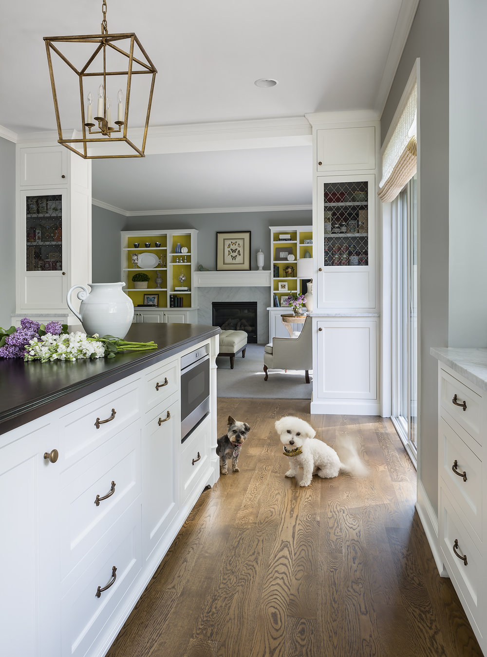 Design By Liz Shupanitz, Photos By Andrea Rugg, Cabinets By The Woodshop Of  Avon