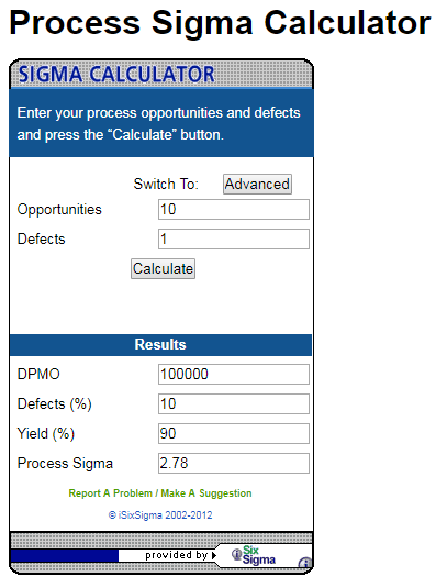 https://www.isixsigma.com/process-sigma-calculator/