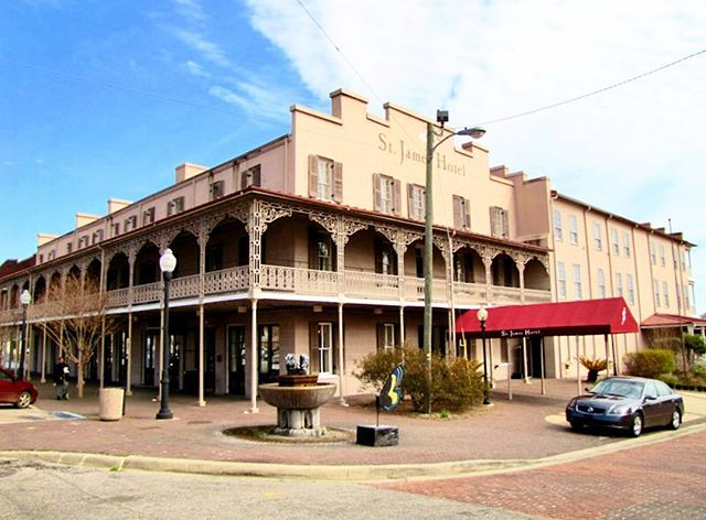 Do you like haunted hotels? Check out our article on Alabama's Most Haunted Hotel👻