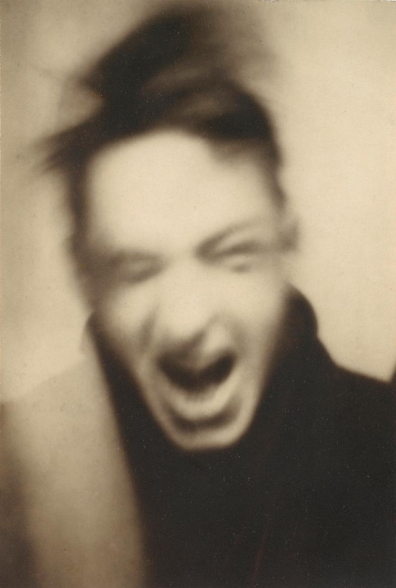 Walker Evans, Self-Portrait, 1927; collection of the Metropolitan Museum of Art, New York, Ford Motor Company Collection, gift of Ford Motor Company and John C. Waddell; © Walker Evans Archive, The Metropolitan Museum of Art, New York.
