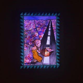 Schaechter, Judith. Resurrwreckage. 2001, de Young Museum, San Francisco, California.    https://art.famsf.org/judith-schaecter/resurrwreckage-200516383