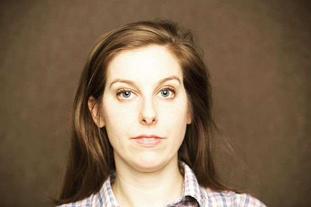 Emily Kunkel plays Jolene. Photo Courtesy of Hook & Eye Theater Company.