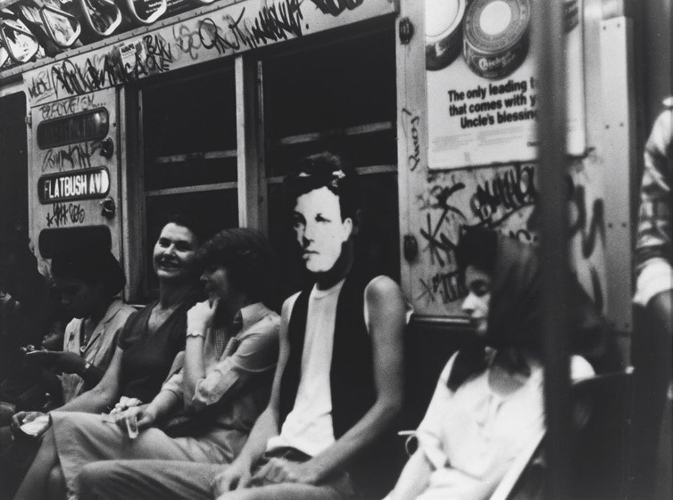 David Wojnarowicz (1954–1992), Arthur Rimbaud in New York , 1978–79 (printed 1990). Gelatin silver print, 8 × 10 in. (20.3 × 25.4 cm). Collection of the Estate of David Wojnarowicz; Courtesy P.P.O.W, New York