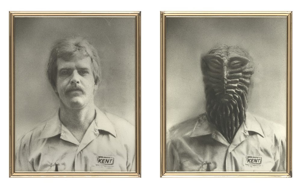 Martian Portraits, 1978 © Jim Shaw. Courtesy of the artist and Blum & Poe, Los Angeles/New York/Tokyo