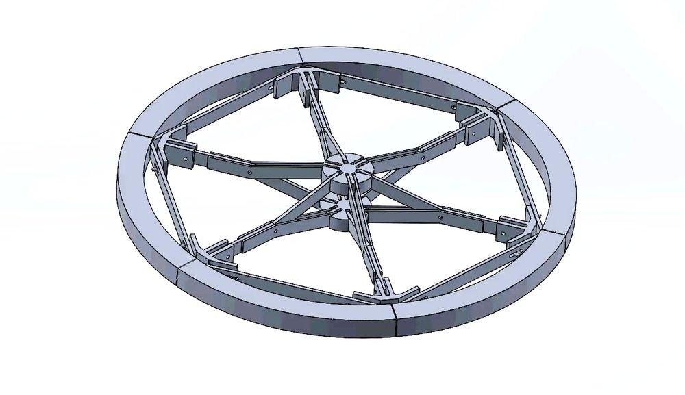 REVOLVE_wheel_3D design development_Andrea Mocellin