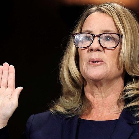 This is a tough and important day for all of us. Thank you Dr. Christine Blasey Ford. Your words both shatter and give us hope. #christineblaseyford #believewomen #anitahill