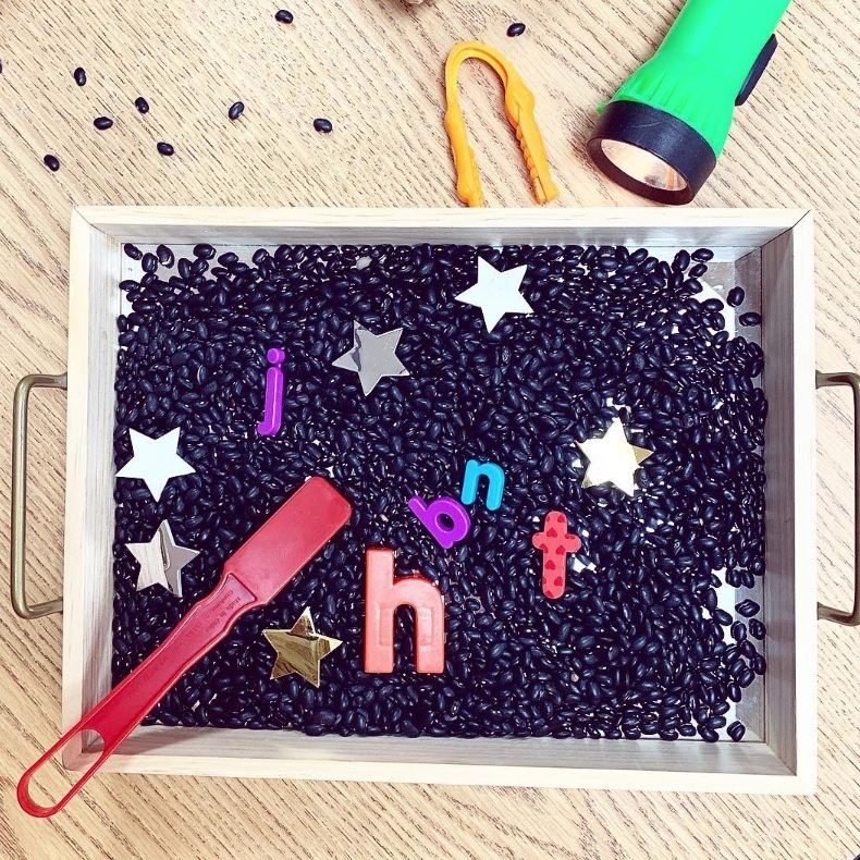 Outer Space - This month we are excited to share our far out play resource.
